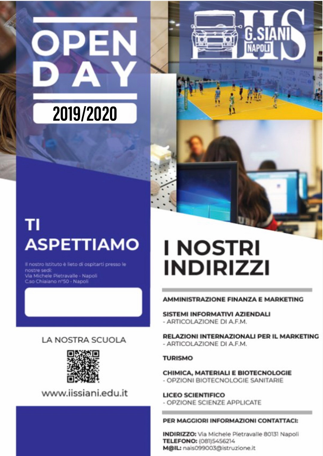 Open Day a.s. 2019/2020
